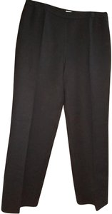 Courrèges Straight Pants Black