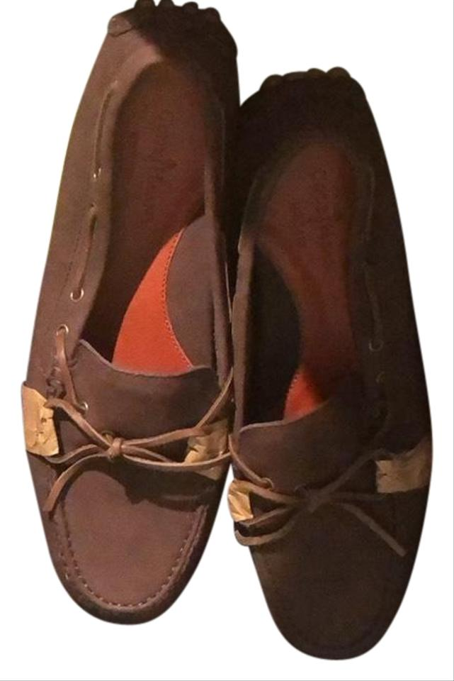 805285a628f6c Brown Loafers Flats