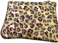 Marc by Marc Jacobs Wristlet in Cheetah