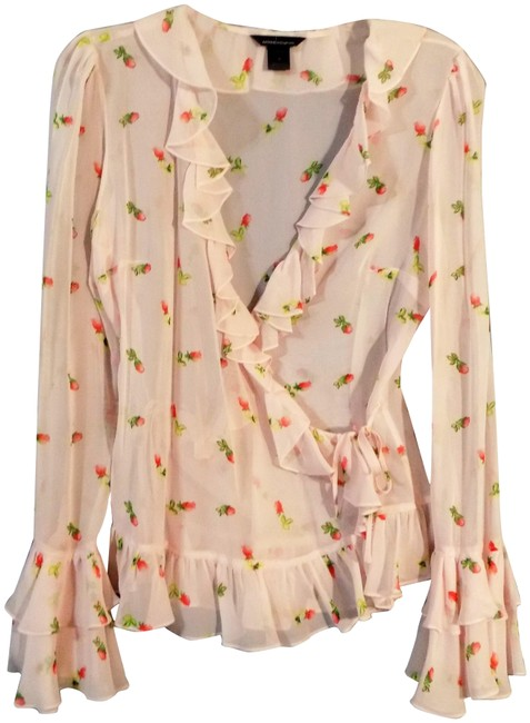 Preload https://item5.tradesy.com/images/moda-international-pink-and-multi-80763-blouse-size-10-m-23112819-0-1.jpg?width=400&height=650