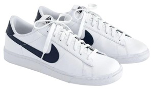 Nike Leather Sneakers Tennis White Athletic