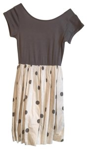French Connection short dress grey on Tradesy
