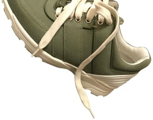 Chanel olive Athletic