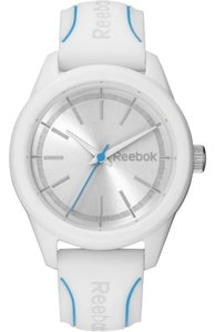Reebok RF-SPD-L2-PWIW-WK Women's White Silicone Band With White Dial Watch