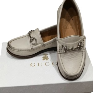 Gucci Cream Flats