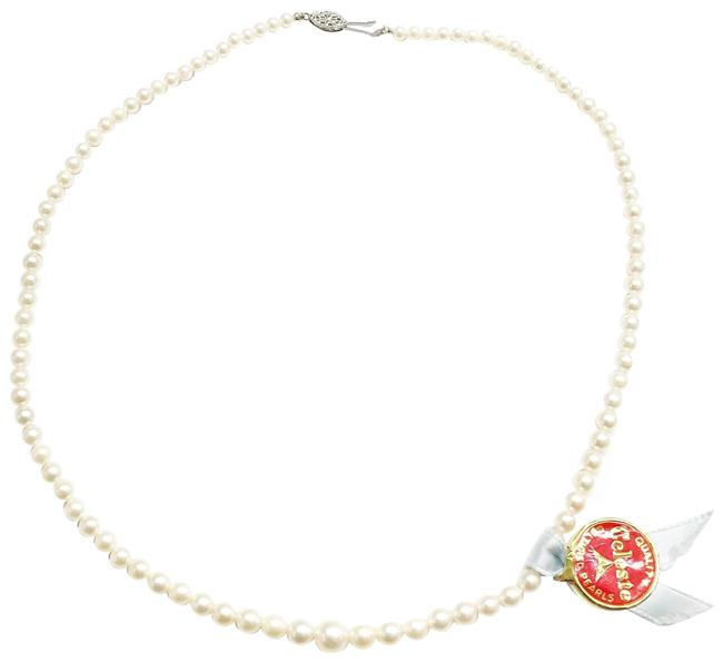 Item - Cultured Graduated Pearls Necklace