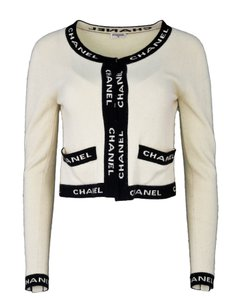 Chanel Sweater Cashmere Cardigan