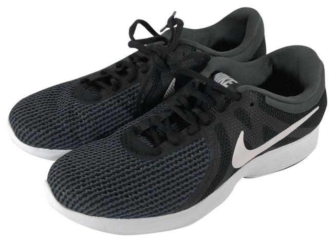 Item - Black New Revolution 4 Running Sneakers Size US 8 Wide (C, D)