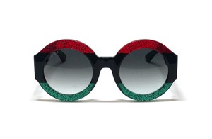 Gucci Oversized Retro Round GG0084s 001 - SHIPS IMMEDIATELY - Rounded