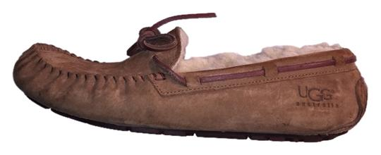 Preload https://item3.tradesy.com/images/ugg-australia-shearling-lined-suede-slippers-flats-size-us-9-regular-m-b-2311502-0-0.jpg?width=440&height=440