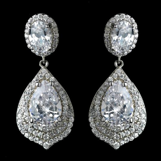 Preload https://item2.tradesy.com/images/elegance-by-carbonneau-dazzling-cz-wedding-and-formal-earrings-2311541-0-0.jpg?width=440&height=440