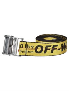 Off-White™ Off-white EXCLUSIVE BELT SOLD OUT REGULAR Industrial Belt Sold out