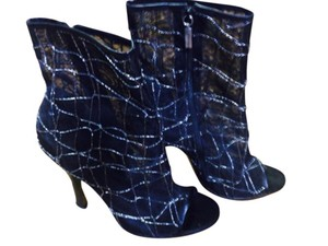 Versace Sext Wicked BLACK Boots