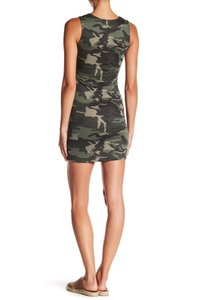 Velvet Torch short dress Camo Print on Tradesy