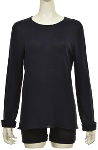 Autumn Cashmere Longsleeve Cotton Casual Hand Wash Sweater