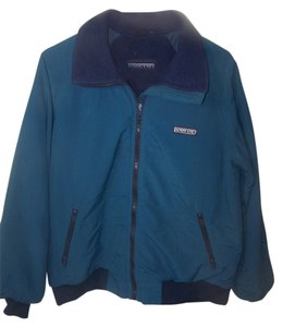 Lands End Green Jacket