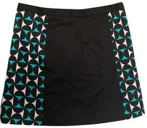 Worthington Mini Skirt Black