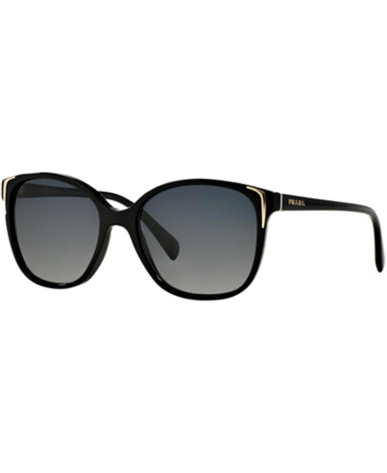 ea4086f02d54 Prada Prada Women s Gradient PR01OS-1AB3M1-55 Black Cat Eye Sunglasses  Image 0 ...