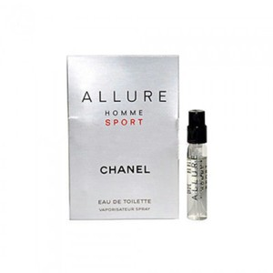 Chanel MINI-CHANEL ALLURE HOMME SPORT FOR MEN-EDT-1.5 ML-USA