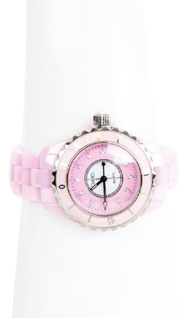 Pink And Silver Watch Pink And Silver Watch Image 1