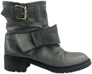 RED Valentino Gray Boots