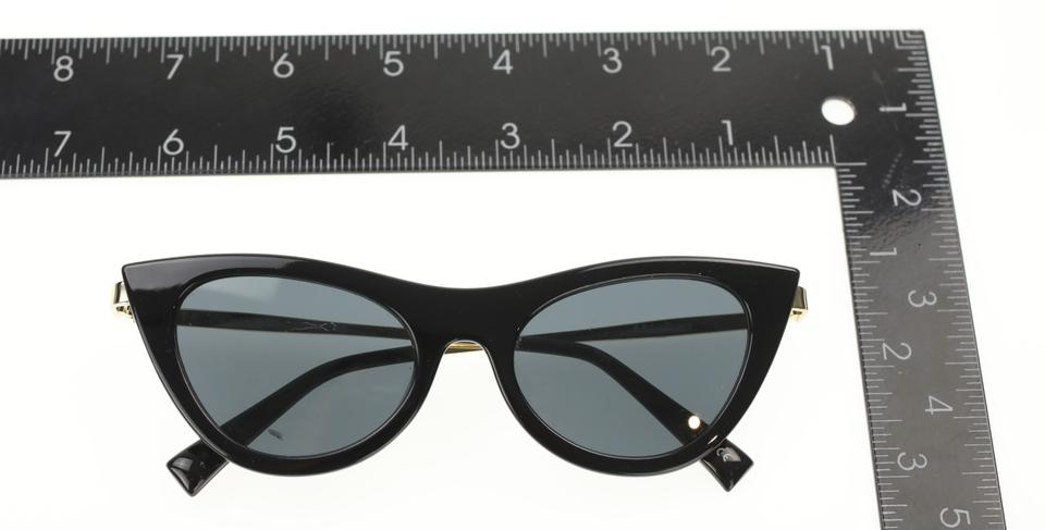 1c4371cb6d Quay Black Le Specs Enchantress Sunglasses - Tradesy