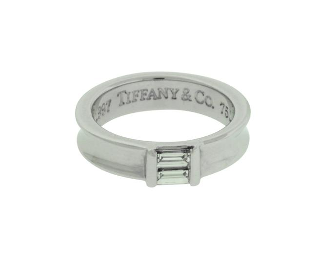 Item - White Gold Co Women's Diamond Band In Size 4.5 Ring