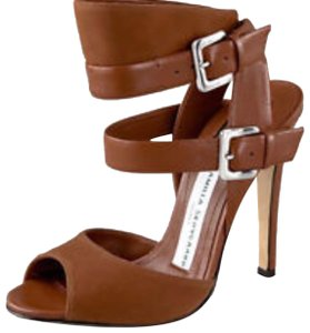 Camilla Skovgaard brown Pumps
