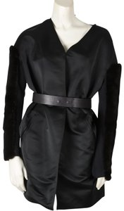 Vera Wang Casual Black Jacket