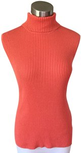 Chico's Top Coral