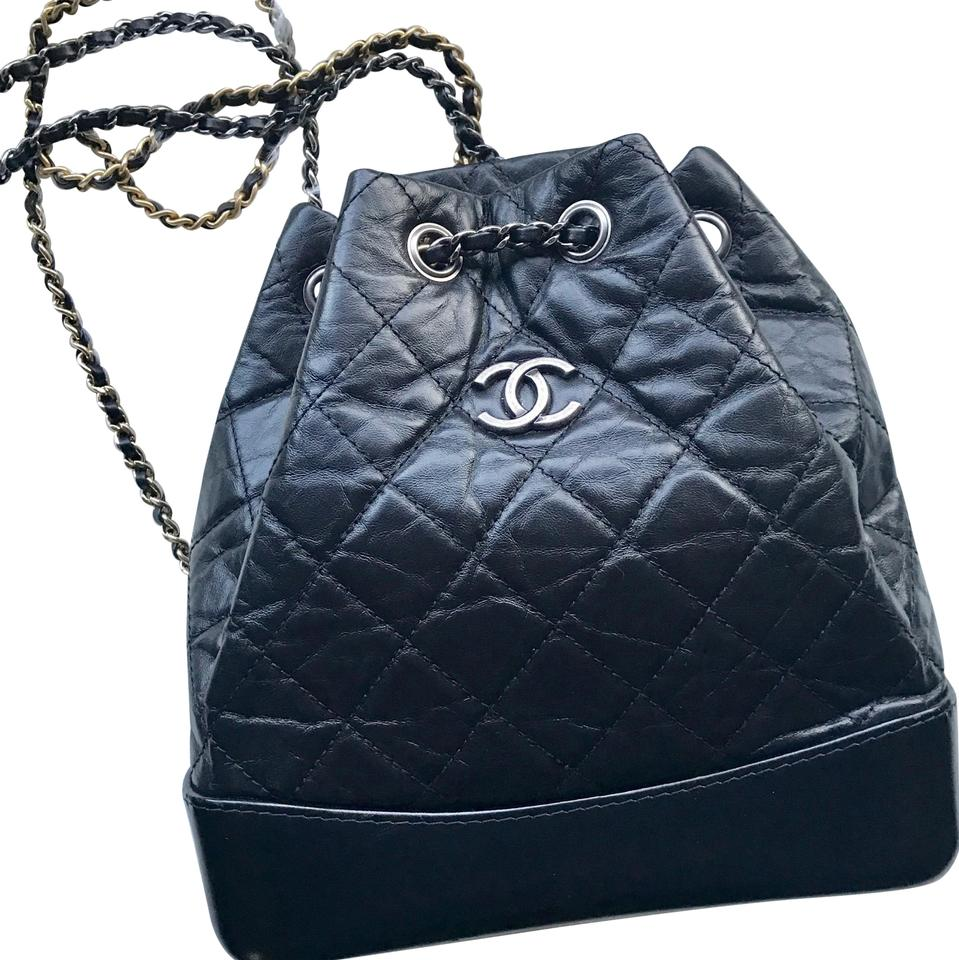 4992cce42ddf Chanel Gabrielle Classic Mini Small Aged Calfskin Backpack - Tradesy