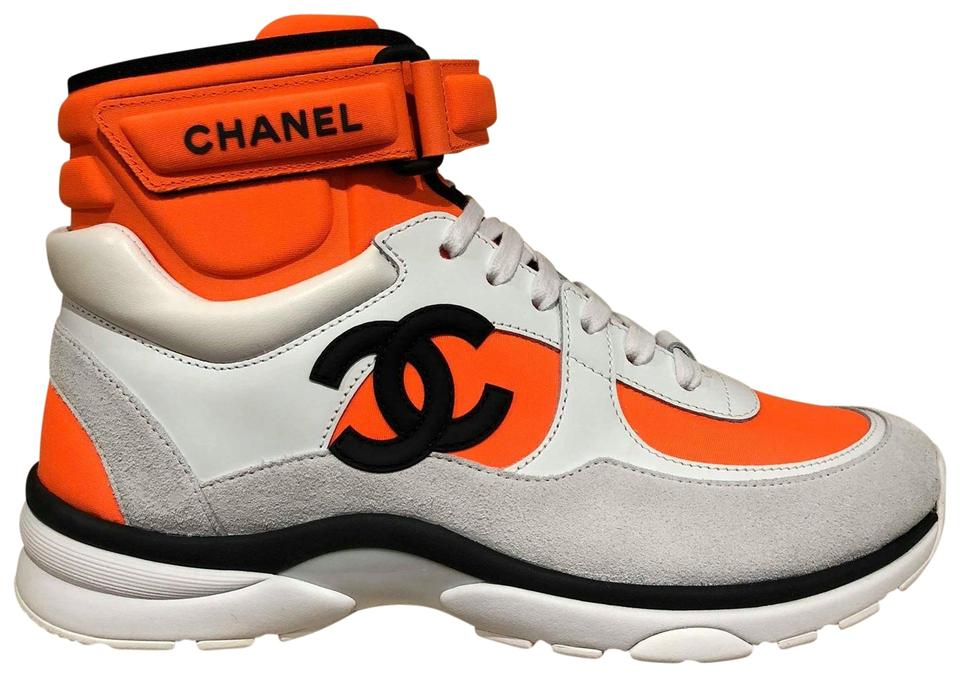 Chanel Lace Up Shoes  For Sale