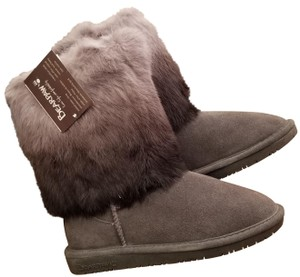 683078911c0d Bearpaw Suede charcoal Boots