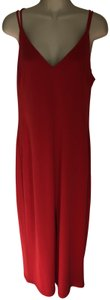 red Maxi Dress by Bailey 44 Spaghetti Strap Maxi Open Back Date Night