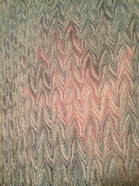 Missoni Sheer Light-weight Summer Sparkle Tunic Image 4