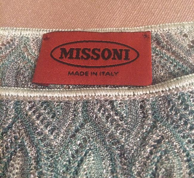 Missoni Sheer Light-weight Summer Sparkle Tunic Image 5