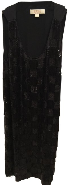 Preload https://img-static.tradesy.com/item/23123396/erin-fetherston-black-sequin-short-cocktail-dress-size-0-xs-0-1-650-650.jpg