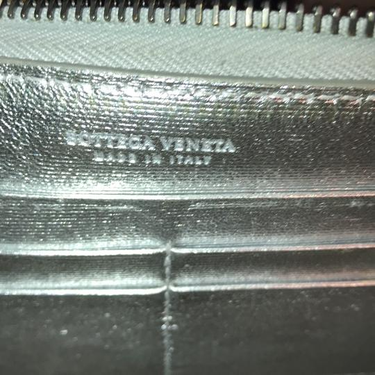 Bottega Veneta INTRECCIATO NAPPA ZIP-AROUND WALLET Image 6
