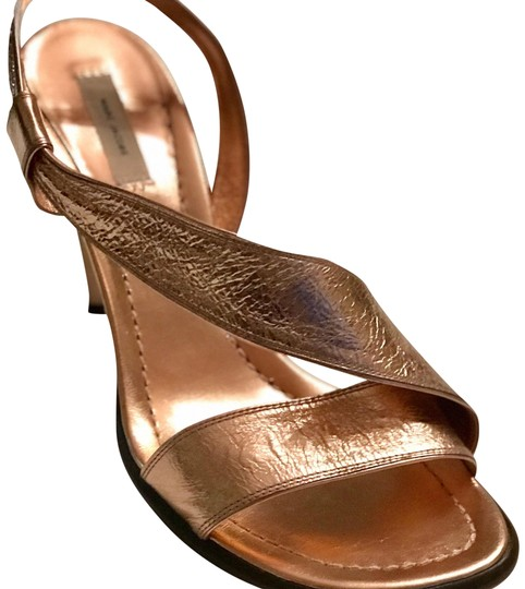 Marc Jacobs Rose gold Sandals Image 2