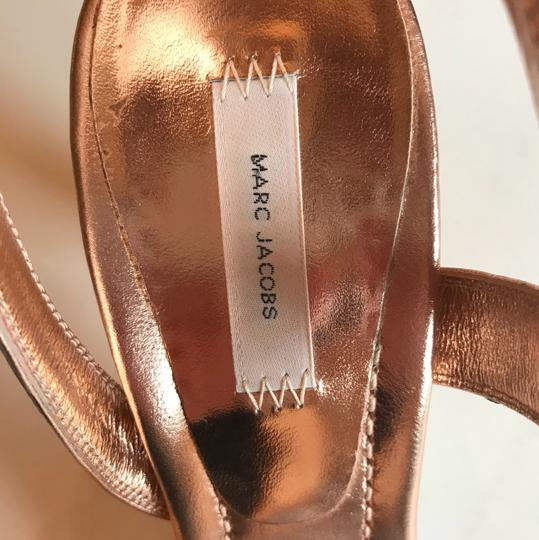 Marc Jacobs Rose gold Sandals Image 4