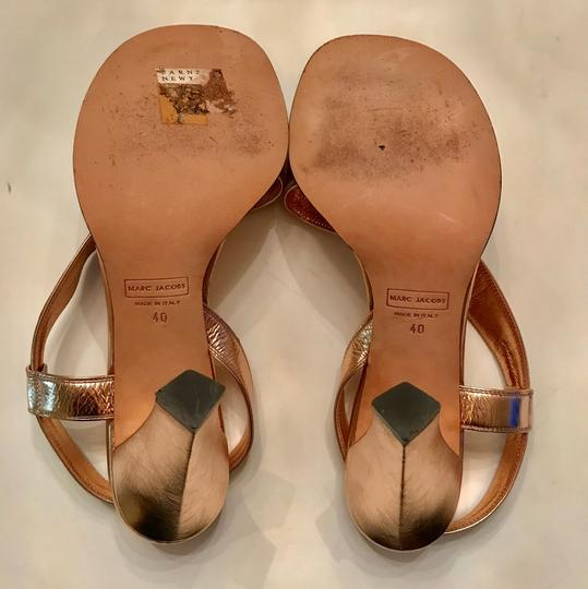 Marc Jacobs Rose gold Sandals Image 6