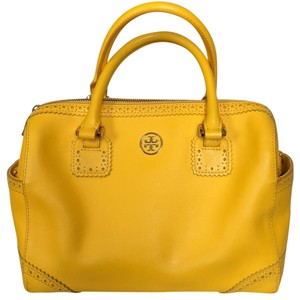 Tory Burch Satchel in yellow