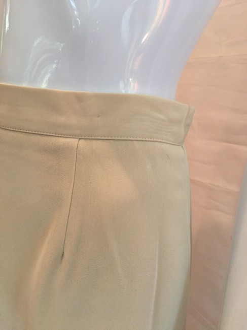 Victoria Royal Ltd Pencil Skirt Tan Image 11