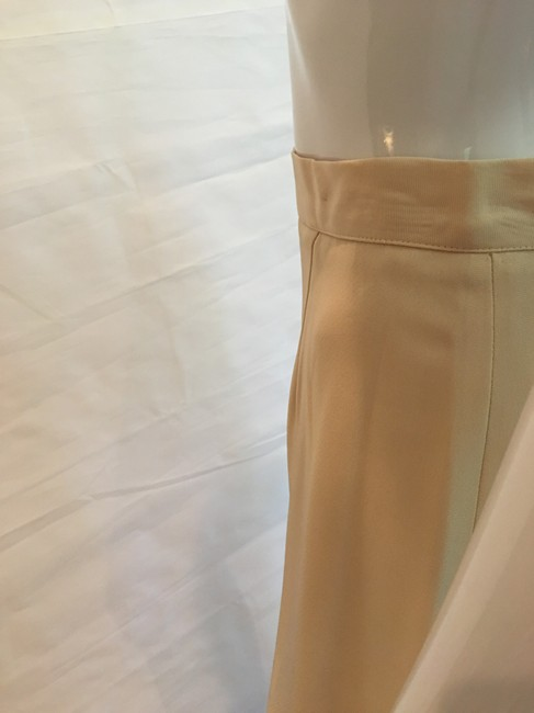 Victoria Royal Ltd Pencil Skirt Tan Image 9