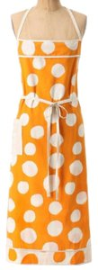 Anthropologie Shower Gift Reversible Pocket Cotton Extra Coverage Cape