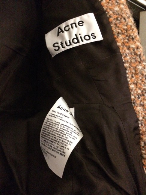Acne Studios Motorcycle Jacket Image 3