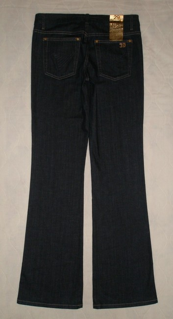 JOE'S Jeans Boot Cut Jeans-Dark Rinse Image 1