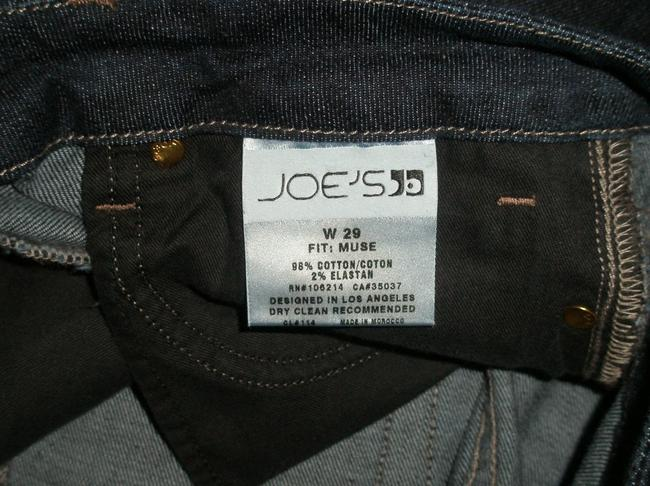 JOE'S Jeans Boot Cut Jeans-Dark Rinse Image 4