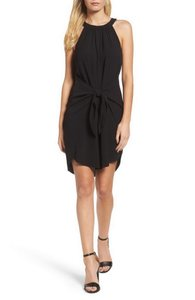 Greylin short dress black on Tradesy