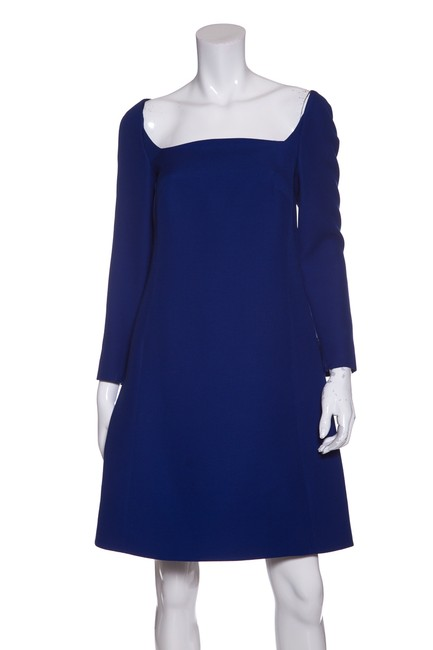 Preload https://img-static.tradesy.com/item/23124638/valentino-blue-wool-and-silk-short-cocktail-dress-size-6-s-0-0-650-650.jpg